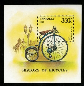 Block, History of bicycles, (3128-T)