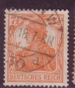 Germany Sc. # 98 Used
