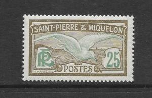 ST PIERRE #89  MLH