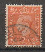 GB George VI  SG 488 Used