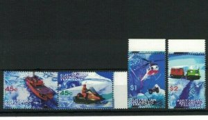 AAT103) Australian Antarctic Territory 1998 Transport CTO/Used