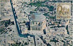 MAXIMUM CARD - ARCHITECTURE : MALTA