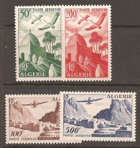 Algeria SC  C8-11  MNH