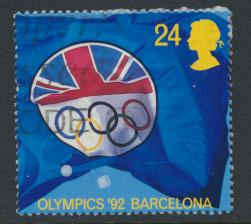 Great Britain SG 1615   Used  - Europa International Events