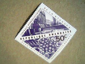 1967  Rwanda  #207  MNH