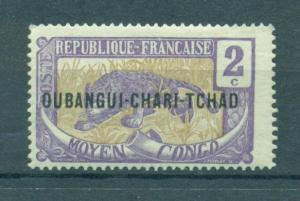 Ubangi-Shari sc# 2 mlh cat value $.35