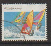 Australia SG 1174a FU  perf 14 x 14 1/2  -  -Australia Day