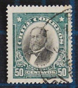 Chile, (2467-Т)
