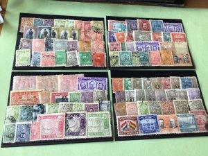 Paraguay vintage  stamps Ref 52036