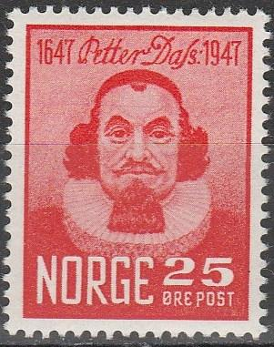 Norway #290  F-VF Unused  (A17099)