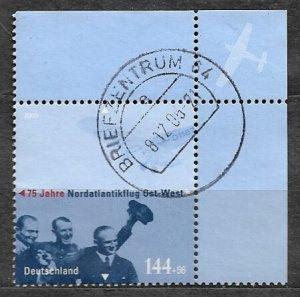 Germany 2003 used semi-Postal