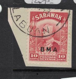 Sarawak SG 133 Labuan CDS MOG (4dvq)