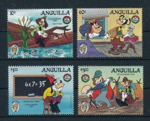 [22108] Anguilla 1985 Disney 150th Birthday Mark Twain MNH