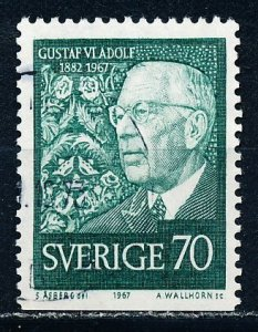 Sweden #768 Single Used