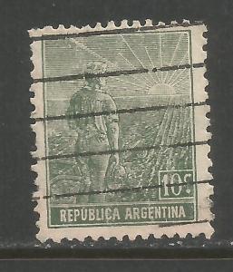 ARGENTINA 195 VFU 853D-2