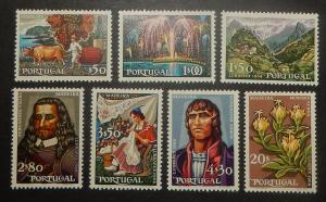 Portugal 1028-34. 1968 Madeira, Stamp Exhibition