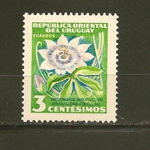 Uruguay 608 Mint Hinged