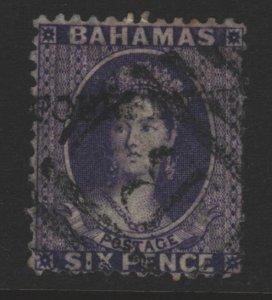 Bahamas Sc#26 Used