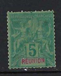 FRANCE REUNION 37 MNG I151