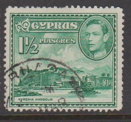 Cyprus Sc#165 Used