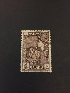 *Malaya Malacca #50u
