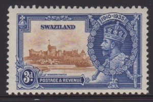 Swaziland Sc#22 MH