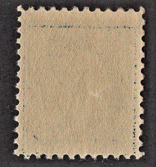US 504 MNH F 5 Cent Washington Blue