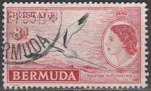 Bermuda #153 F-VF Used  (S2336)