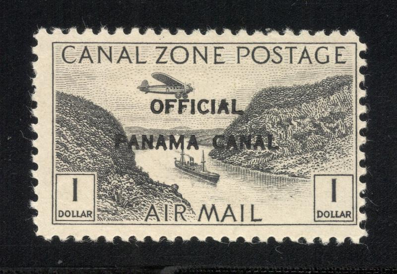 CZ#CO7 Air Post Official - Unused - O.G. - Without Overprint