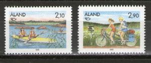 Aland 60-61 MNH
