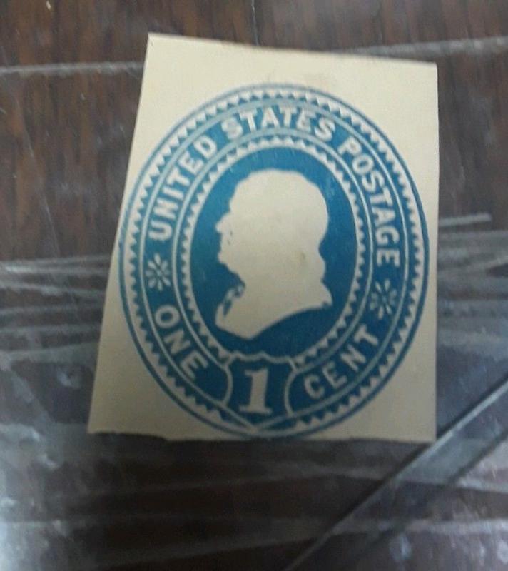 USA Mint Franklin Cut Square