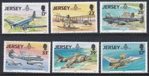634-39 Royal Air Force MNH