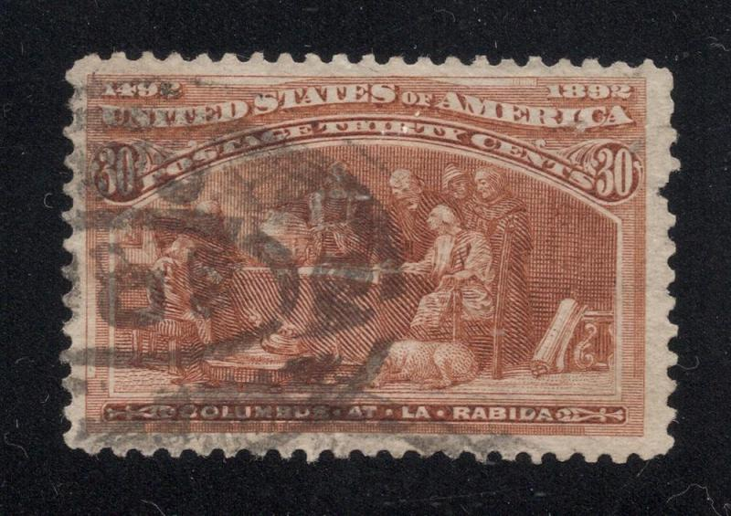 US#239 Orange Brown - Used