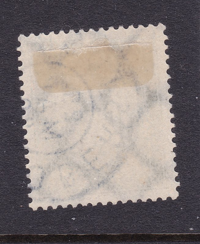 Germany a 10pf from 1921 Mesh watermark used