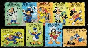 Grenade & Grenadines   350-58   (N*)   1979  Complet