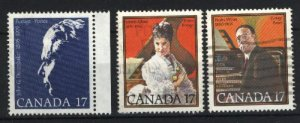 Can #859-61   -1    used VF 1980 PD