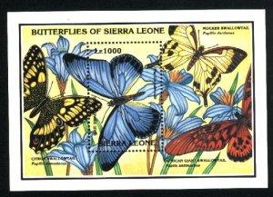 Sierra Leone 1641   SS   M NH VF 1993 PD