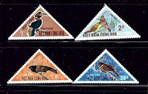 South Vietnam 364-67 MLH 1970 Birds