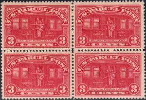 U.S. Q3 FVF NH Blk/4 (122118e)
