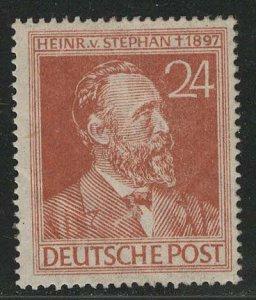 Germany Scott # 578, mint nh, variation color