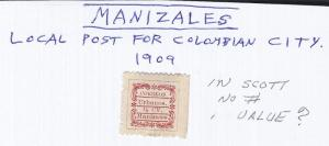 MANIZALES LOCAL POST