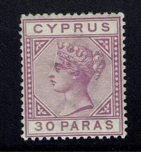 Cyprus SG# 32 - Mint Hinged - Lot 032916