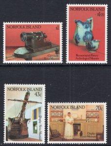 Norfolk Island 504-507 MNH VF