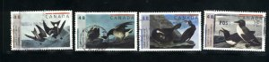 Canada #1979-82   -1   used VF 2003 PD