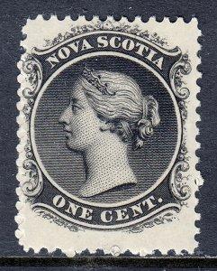 Nova Scotia - Scott #8 - MLH - SCV $12