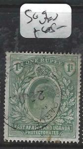 EAST AFRICA & UGANDA   (PP0106B)  KE  1R SG9   VFU