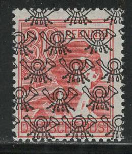 Germany AM Post Scott # 627, mint nh