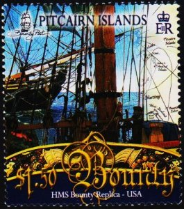 Pitcairn Islands. 2007 $1.50 Fine Used