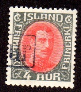 ICELAND 110 USED BIN $1.00 ROYALTY