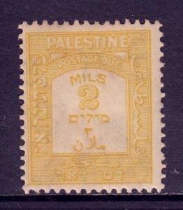 Palestine - Scott #J13 - MH - Toning - SCV $3.00